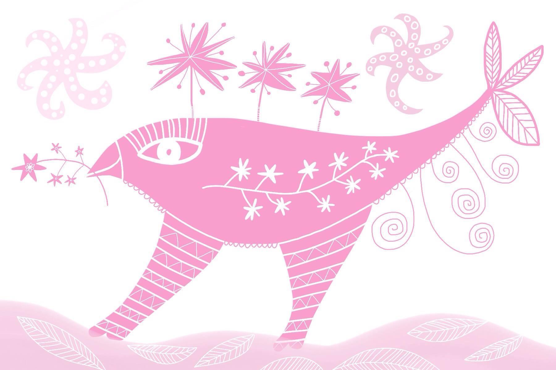 rosa vogel